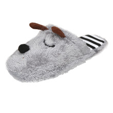 New Winter Warm Women Slippers Indoor Floor Plush Soft Lovely Antiskid Couple Bedroom Home Slippers Ladies Female Shoes Cute
