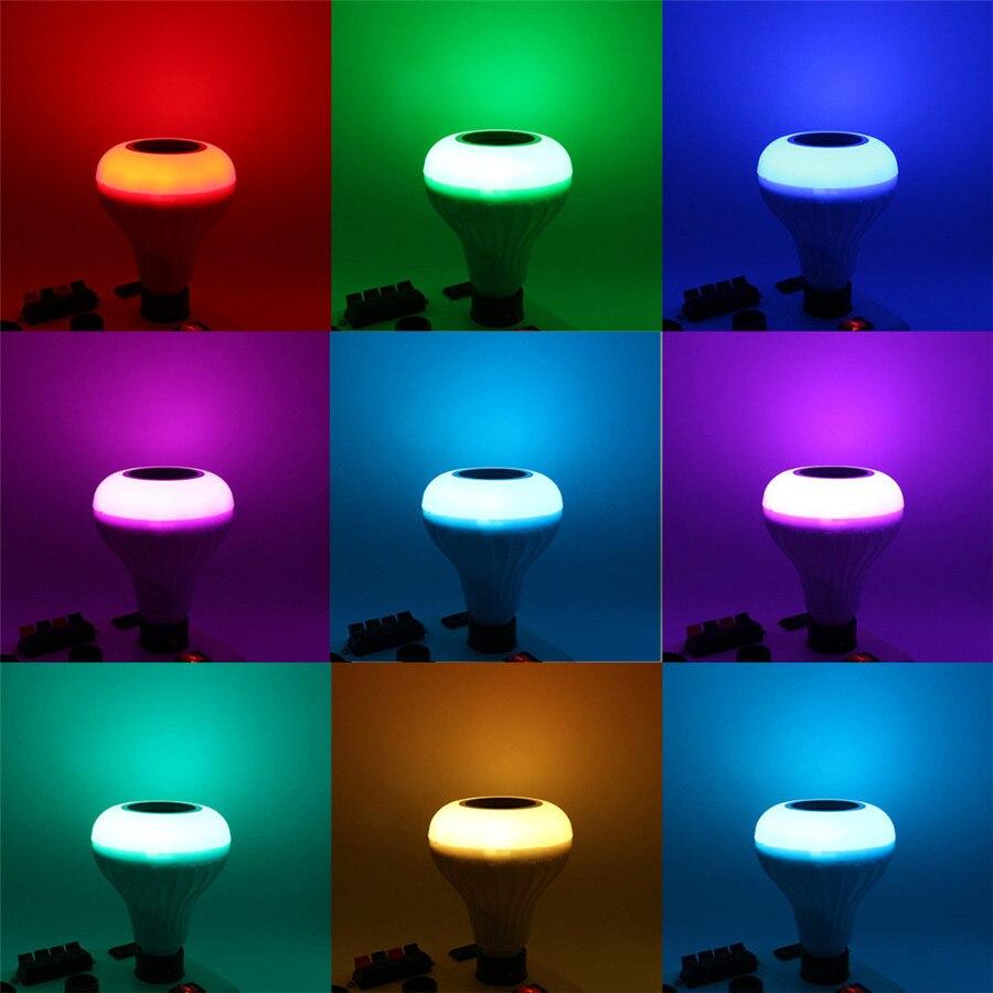 Lâmpadas Led e Tubos thrisdar e27 lâmpadas rgbw inteligente Bluetooth Version : Bluetooth 3.0