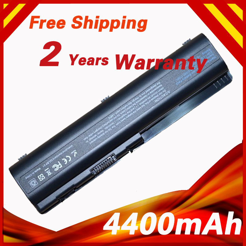 Battery for HP Compaq Presario CQ40 CQ41 CQ45 CQ50 CQ60 CQ61 CQ71 For HP G60 G61 G71 Pavilion DV4 DV4-1000 DV5 DV6 KS526AA lidy pa 1650 02hc 65w 3 5a ac power adapter for hp compaq cq35 cq40 cq45 7 4 x 5 0mm