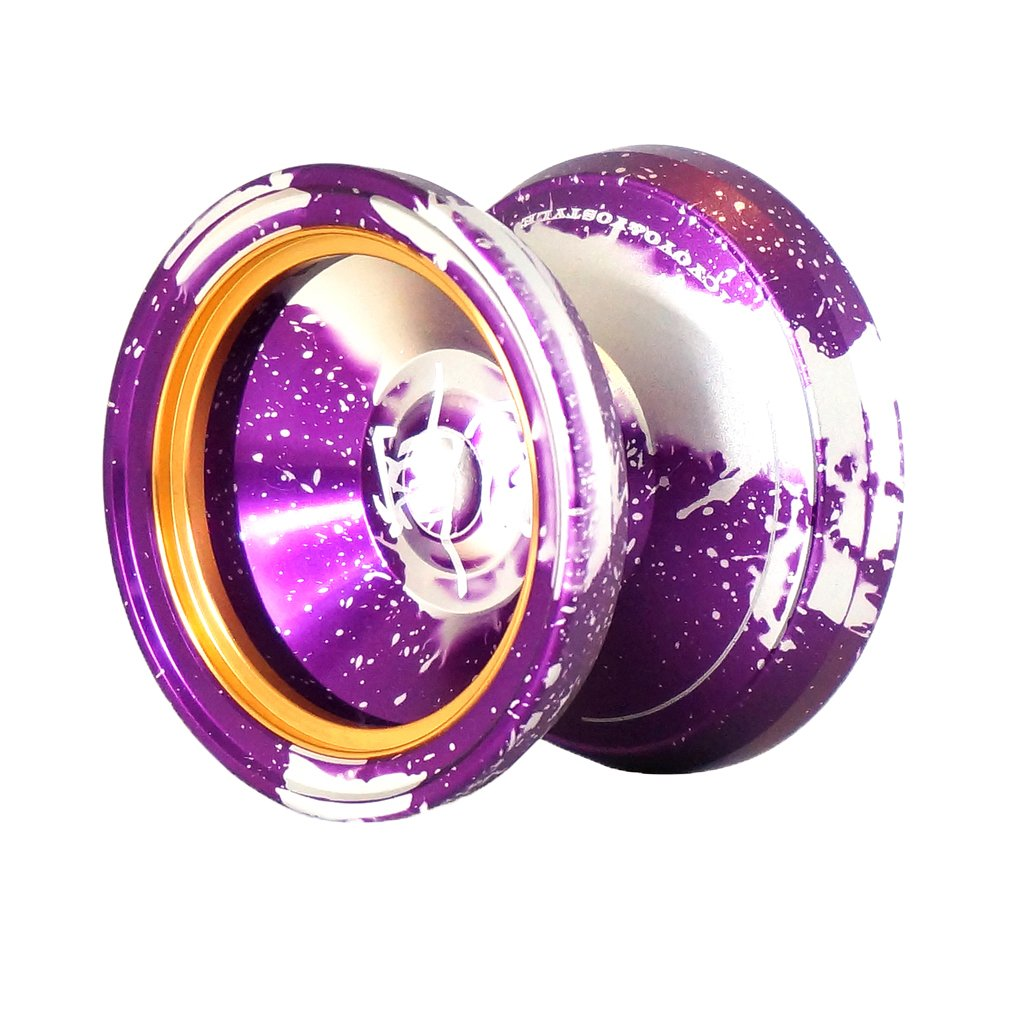Alloy Yoyo Classic Toy Professional Magic Yoyo Ball Spinning String Fun Game Toys Christmas Gift for Boys Children Kids Toddler