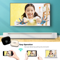 YIKIXI NEW TV stick X7 2.4Ghz Wireless Display Dongle1080P Full HD WiFi TV Stick Support Netflix YouTube AirPlay Miracast