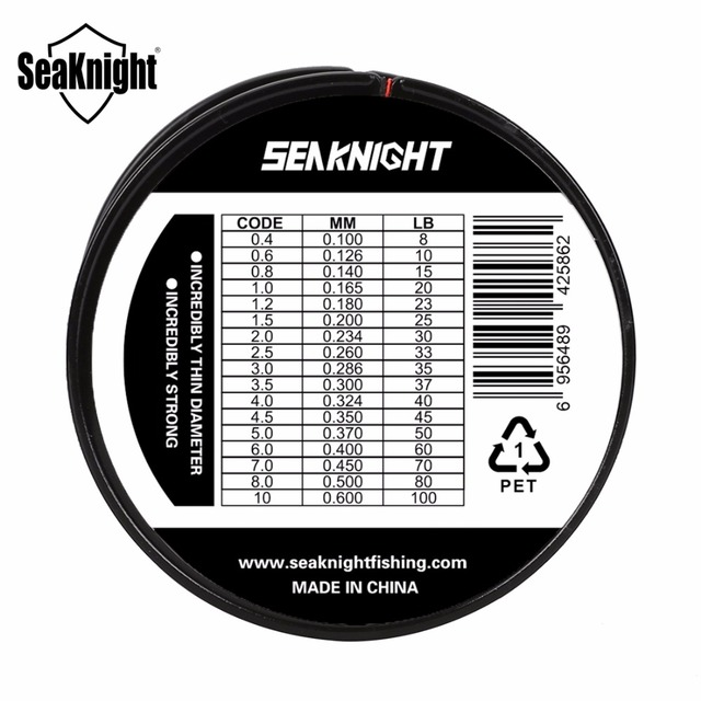 SeaKnight PE Fishing Line.