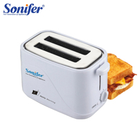 2 Slices toaster Automatic Fast heating bread toaster Household Breakfast maker Sonifer|Toasters| |  -