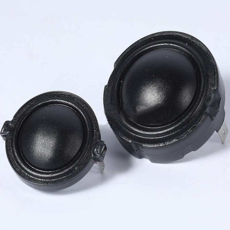 New 39.3mm 4Ohm 15W 25-Core Silk Film High Pitch Tweeter Home Audio Car Modification Treble Speaker Stereo Loudspeaker Horn