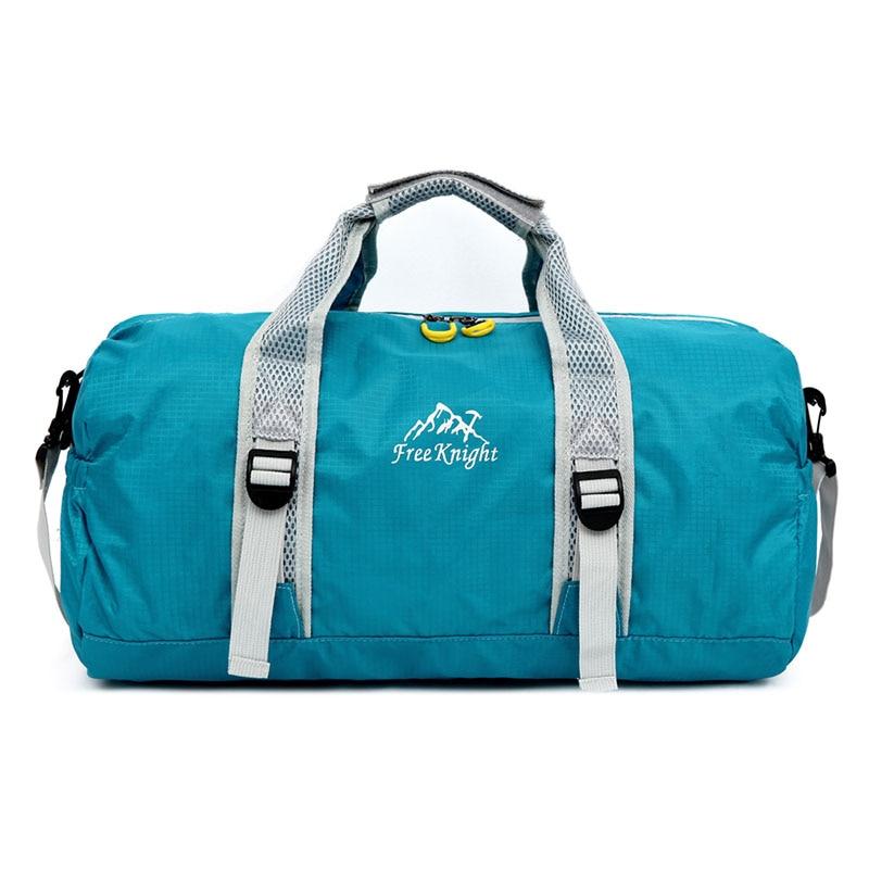 Outdoor Waterproof Men Women Multifunction Big Sport Shoulder Gym Bag Sac De Sport Handbag Hot Female <font><b>Yoga</b></font> Mat Duffel Bag 0726