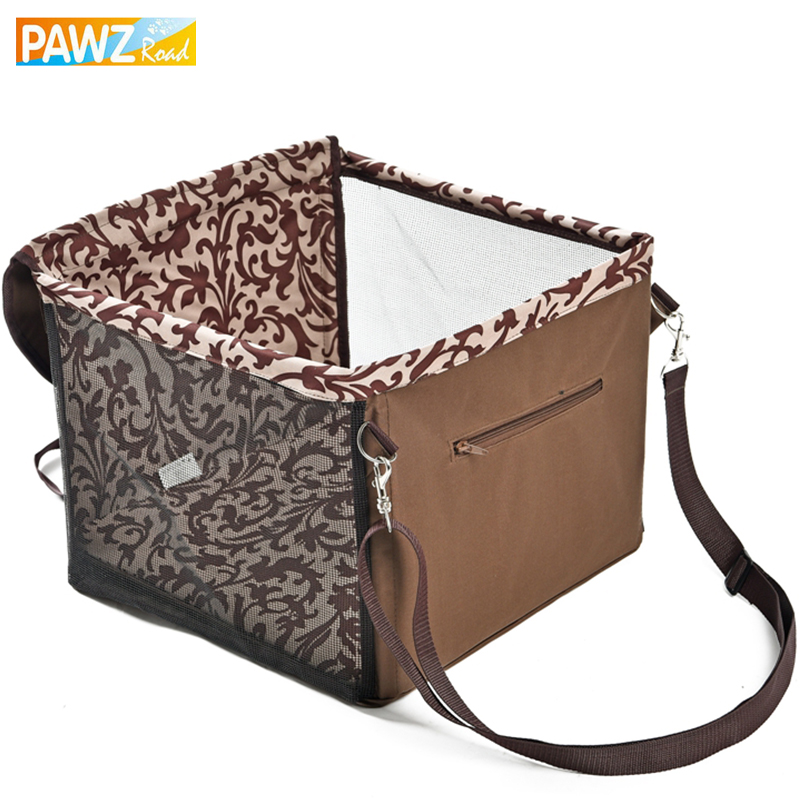 Dog Cat Carrier Travel Seat