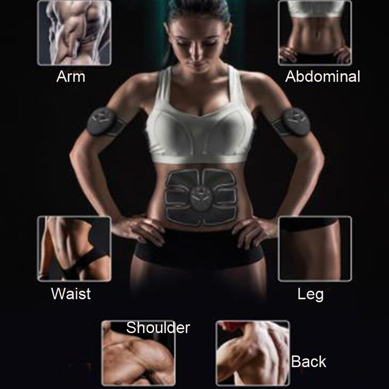 Ems Muscle stimulator for weight loss
