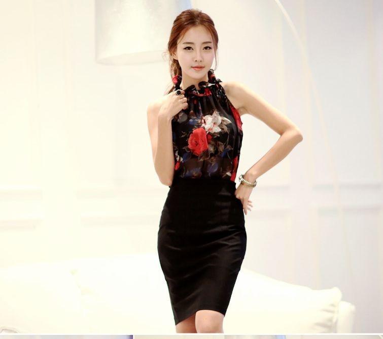 HTB116VUIVXXXXbMXXXXq6xXFXXXY - New Fashion Women Sleeveless Chiffon Floral Print Blouses Tops Shirt