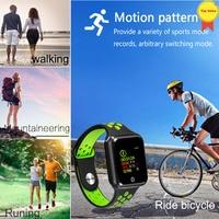 Bluetooth waterproof Smart Watch pk GT88 DM09 Heart Rate Monitor Smartwatch for ios apple iphone samsung HUAWEI phone relogios