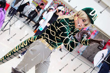 JoJo's Bizarre Adventure Diego Brando/DIO Uniform Cosplay kostuum Custom Made(China)