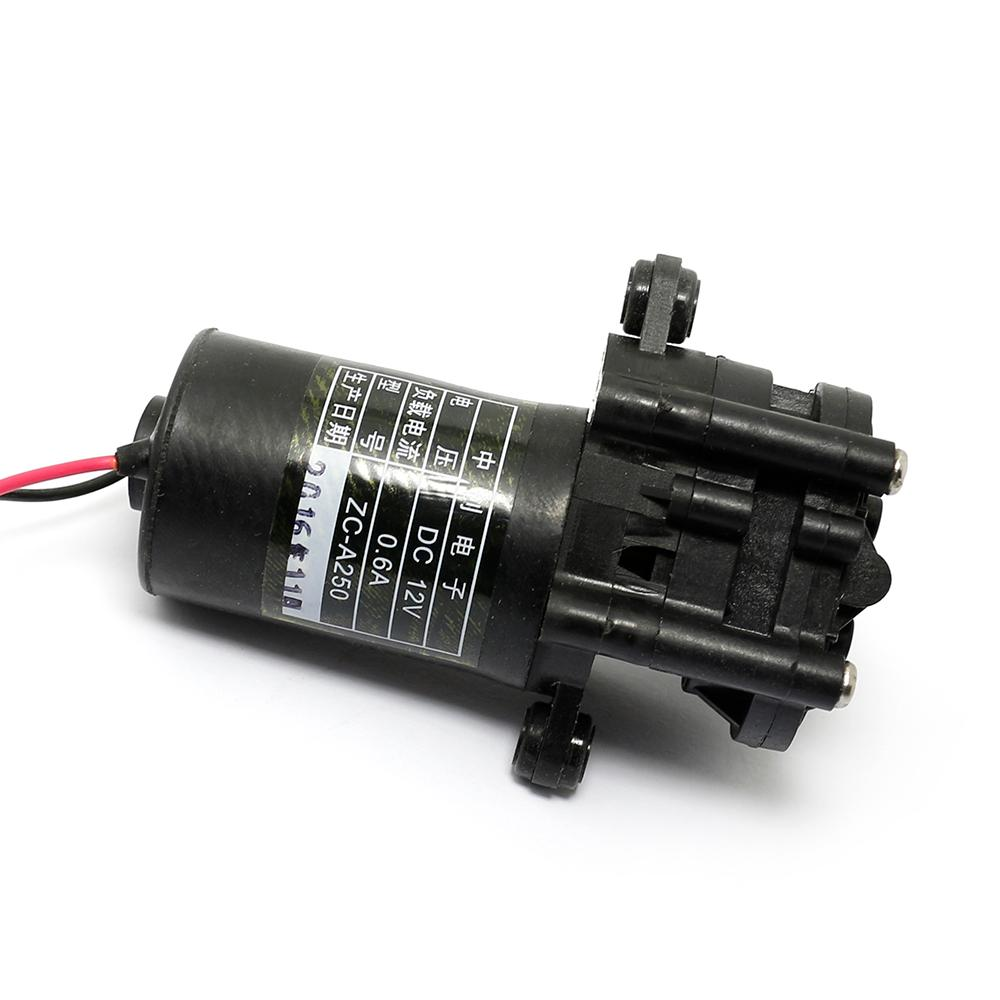12V Mini Gear Self-Sucking Pump (0-100degrees) Food-Grade For Coffee/Hot Drink ZC-A250