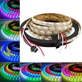 5M DC5V WS2812b Led Strip Light RGB SPI 60LED/M IP65 Waterproof for Advertisement Christmas Decoration Indoor Outdoor Lighting