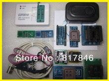 Freies Verschiffen EZP2010 Programmer USB SPI Programmer unterstützung 24 25 93 EEPROM-bios chip + SOIC8 Clip IC Klemm + 9 Adapter SSOP8