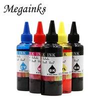 100ML each for canon 470 471 PGI470 CLI471 ink cartridge ciss for CANON PIXMA MG6840 MG5740 TS5040 TS6040 printer refill dye ink