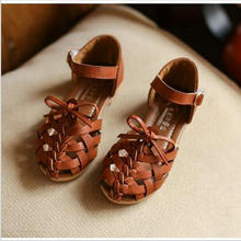 New Style Fashion Baby Shoes Kids Girl Sandals Princess Brown Beige Girl Summer Cute Dancing footwear Price: US $9.80 – 11.80 / Pai
