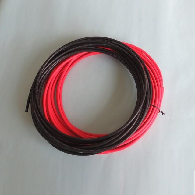 1 Para 4 mm2 Solar panel kabel PV Typ Draht 10 Ft MC4 Verlängerung ...