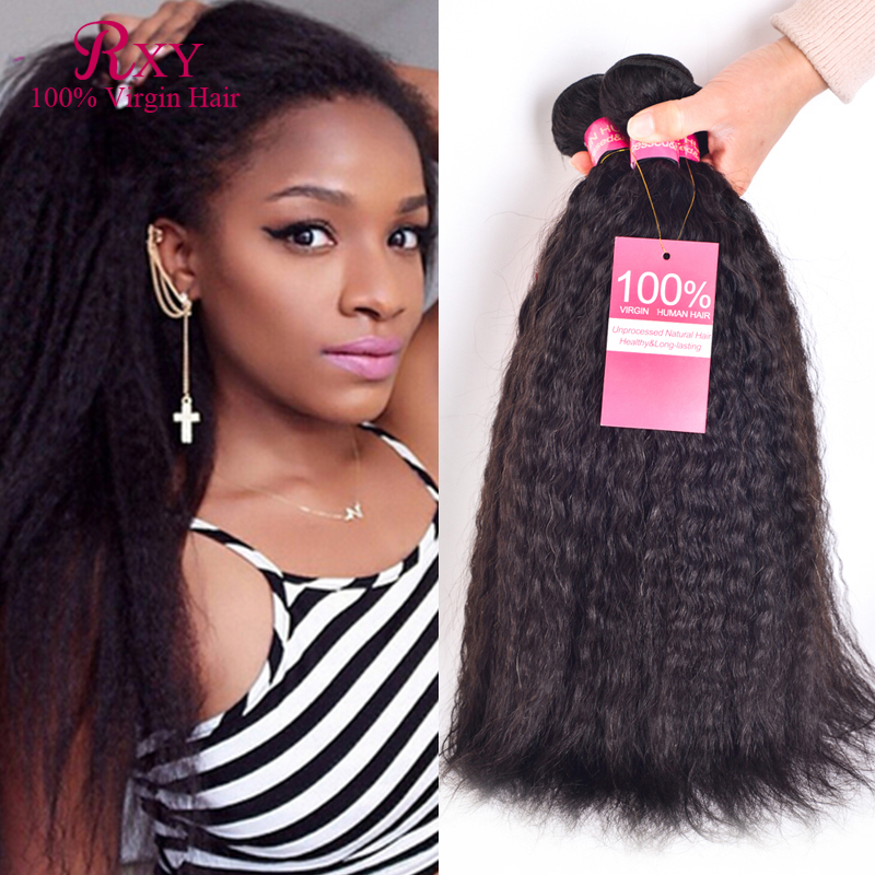 Excellent Compare Prices On Kinky Straight Hair Weft Online Shopping Buy Hairstyle Inspiration Daily Dogsangcom