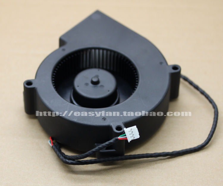 Delta BUB1012HN DC 12V 1.50A 4-wire 4-pin connector Server Blower fan free shipping for delta afc0612db 9j10r dc 12v 0 45a 60x60x15mm 60mm 3 wire 3 pin connector server square fan
