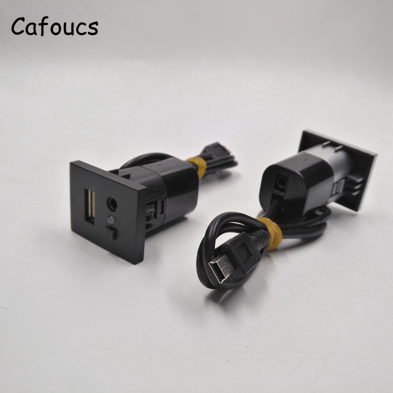 for ford focus aux