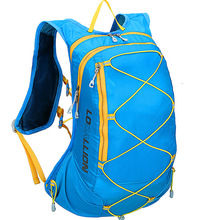 The New Leisure Fitness Sports Bag Men and Women Outdoor Running Backpack