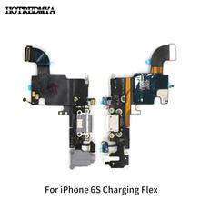 цены на 10Pcs/lot USB Charger Flex Cable For iPhone 6S 4.7