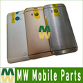Black/White/Gold Color For HTC One M8 Rear  Housing Cover Replacement  Back Cover Door Battery Door 1PC/Lot