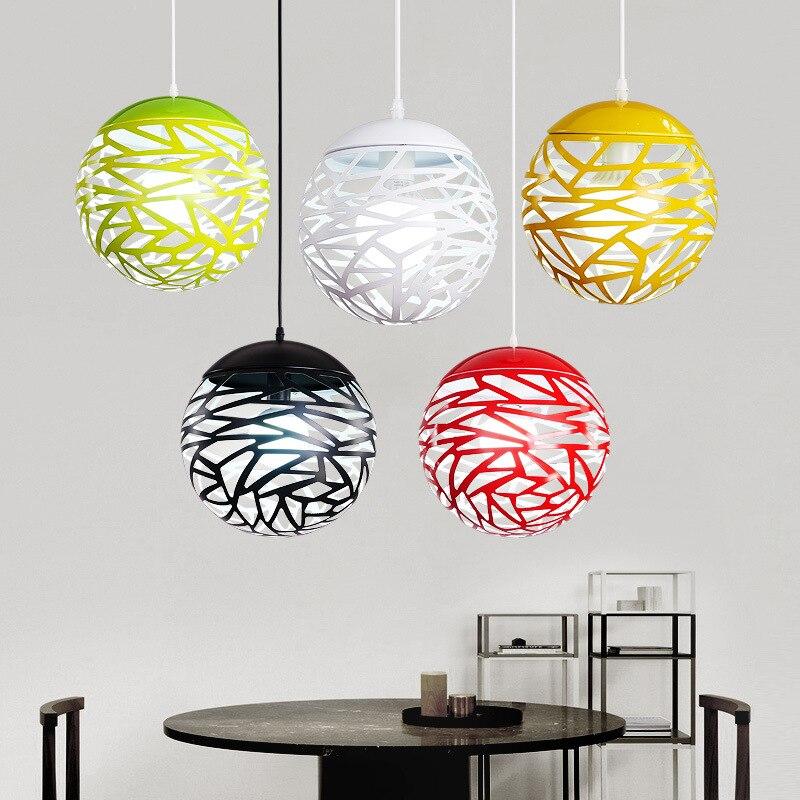 Фотография 1/3 Heads Nordic Simple Restaurant Chandelier Creative Cafe Wind Chimes Lamp Modern Dinning Room Lamp Bar Light Free Shipping