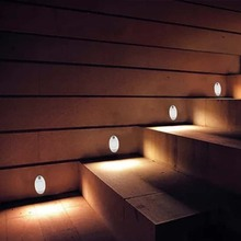 LMID led toilet night light with motion sensor wc light outdoor led