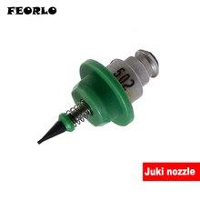 SMT Spare Parts Juki 502 nozzle 40001340 pick up nozzle for SMT KE2000/2010/2020/2030/2040/2050/2060 цена