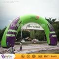 Gigante inflável finish line archway para eventos de corrida, brinquedo do arco inflável para eventos