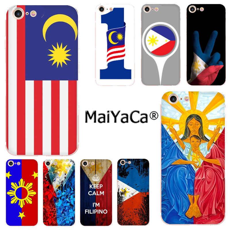 MaiYaCa Malasia y Filipinas flay diversión de moda del teléfono caso para iphone 11 pro 8 7 66S Plus X 5S SE XR XS MAX cubierta