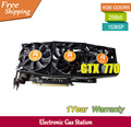 Original Desktop Placa Gráfica GeForce GTX 770 4 GB GDDR5 256bit 1536SP DisplayPort HDMI DVI DirectX 11