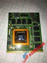 Original FÜR Dell Alienware M17X M15X 1 gb 96RJ4 Video Karte 096RJ4 CN-096RJ4 Vollständig getestet