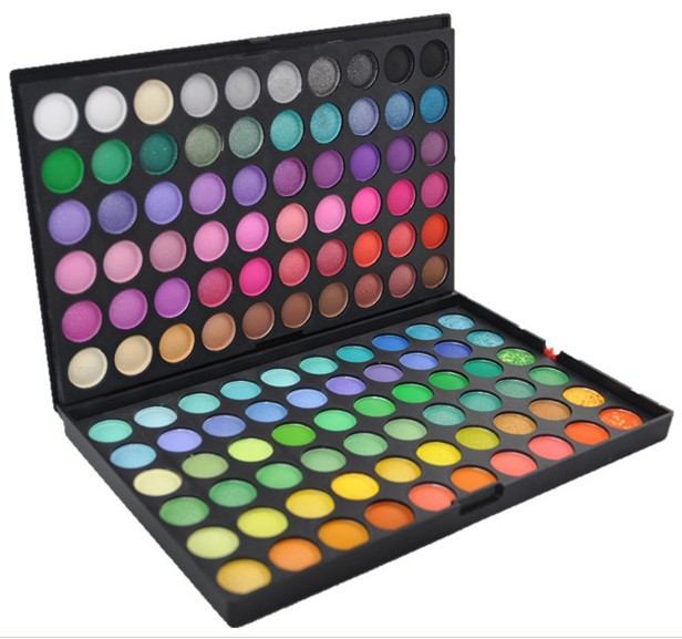 Bright Color Eye Palette