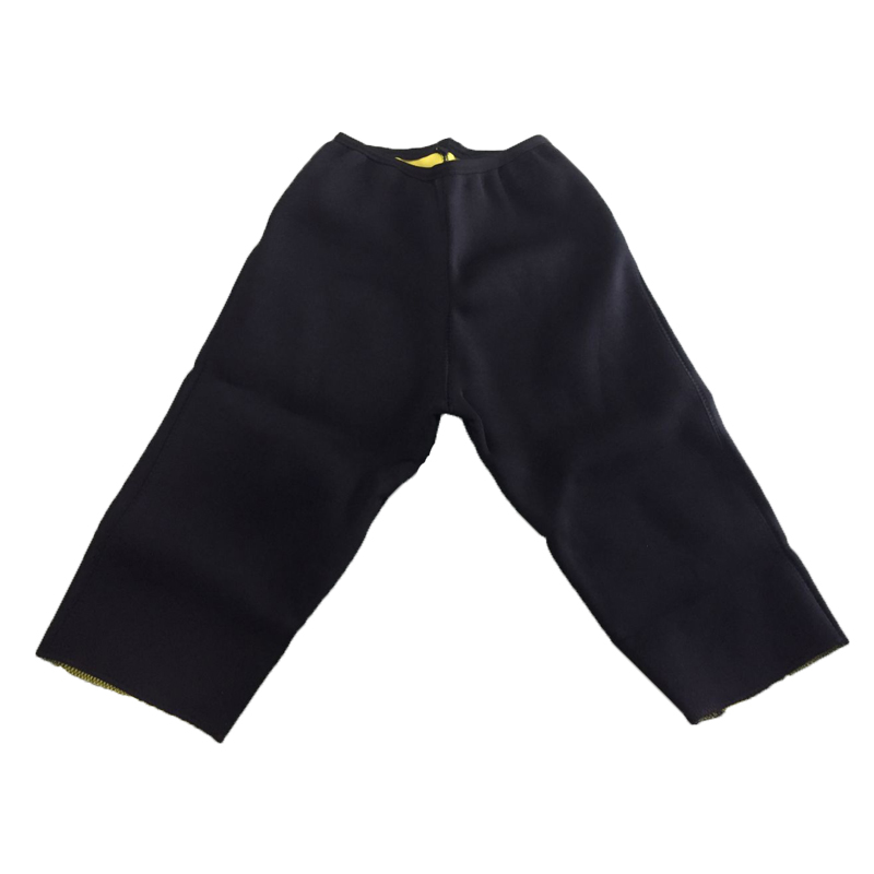 Womens Slimming Pants Hot Thermo Neoprene Sauna Body Shapers Fitness Stretch Control Panties Burne Waist Slim Pants