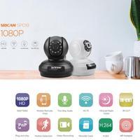 Sricam SP019 1080P Wireless IP Camera H 264 WiFi Indoor Security Camera P2P PT Support TF