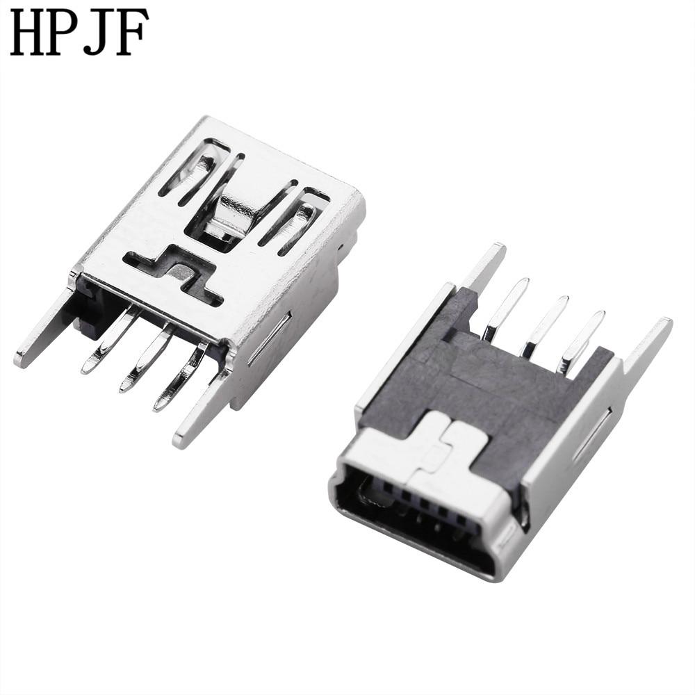 PCB Mounted USB Micro-B Female Socket to SIP//DIP Adaptor UK Seller