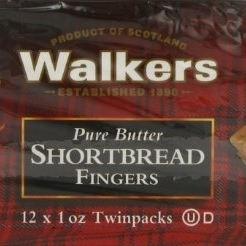 Walkers Shortbread Fingers, (12 x 1 oz Twinpacks), Pack of 2 post burn flexion contracture of fingers