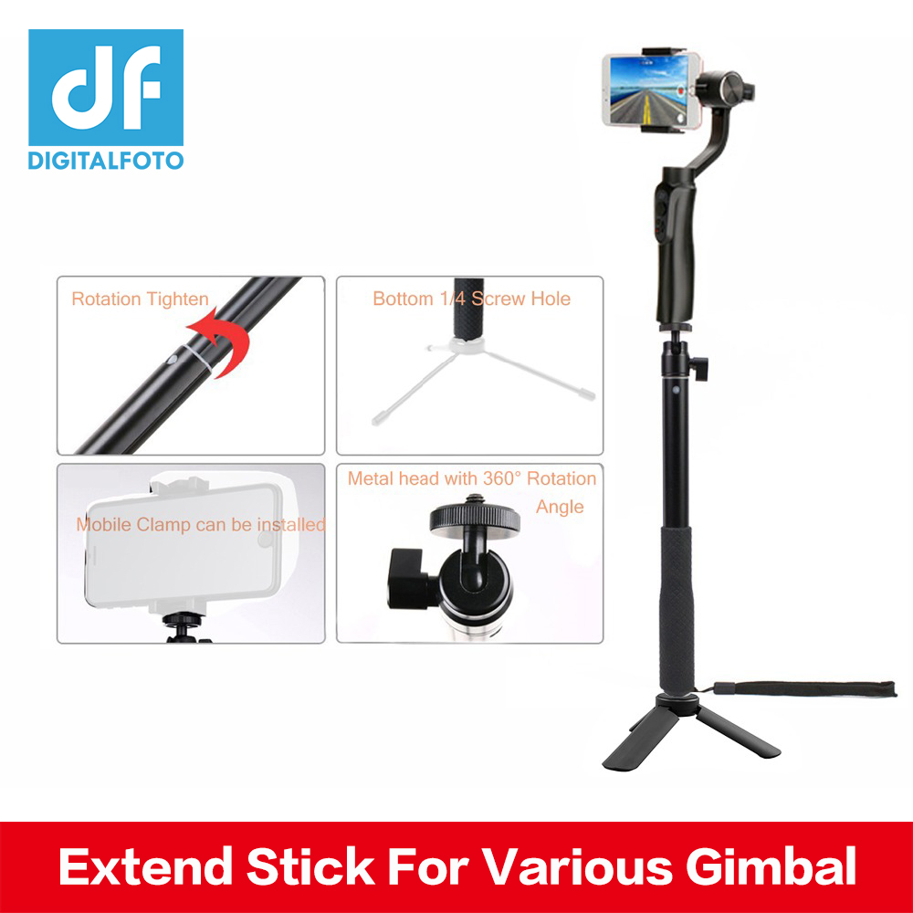 DJI Osmo Part 1 Extension Stick estensione telescopica per Osmo