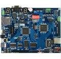 DSP2407 (TMS320LF2407A) + USB2.0 (CY7C68013A) + плата разработки сети