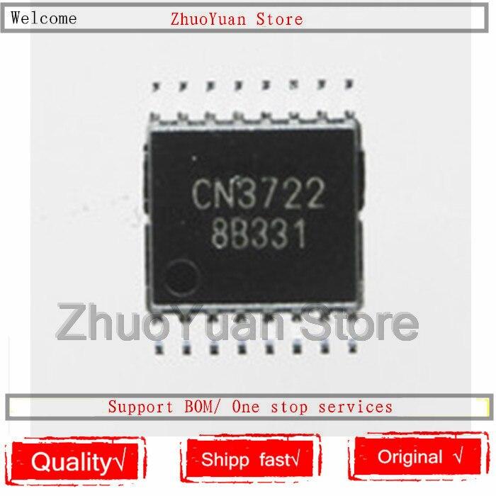 1PCS/lot CN3722 TSSOP16 New Original IC Chip