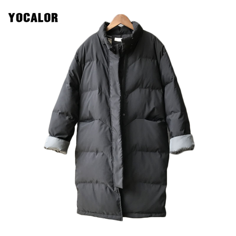 2018 Warm Quilted Coat Girls Women Winter Female Cotton Long Cotton-padded Clothes   Parka   Basic Snow Wear Ukraine Vintage   Parkas