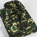 Camouflage shirt Men Camouflage Shirts Plus Size S-4XL 2016 New Formal Arrival Fashion Business Dress Casual Camo Slim Fit Shirt