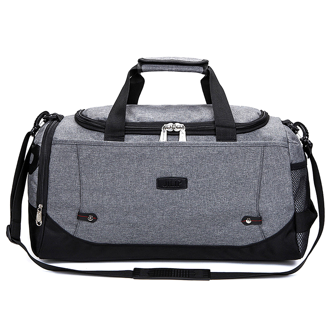 2 Color 2018 Men Travel Bag With Big Capacity Polyester Casual Handbag Business Trip Single Shoulder&Cross Body Travel Bag Hot