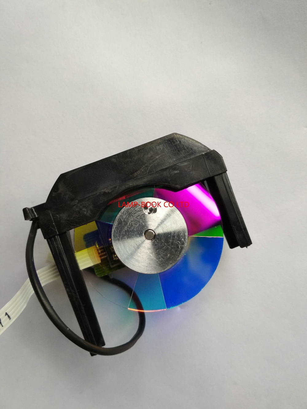 NEW ORIGINAL COLOR WHEEL FOR BENQ TX5307 TS504 MX520 BPX5630 BX5630 EX622D PROJECTOR 6E 14801 002