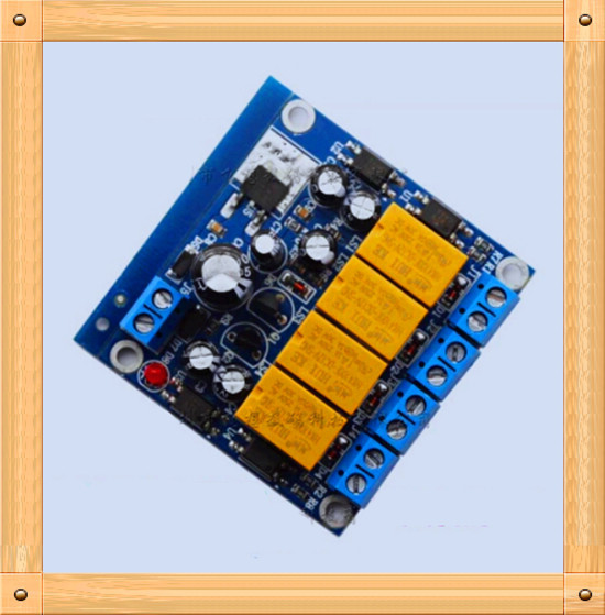 Free Shipping!!! Digital Amp Protection Board / BTL Speaker Protection Board / TDA7492 TDA7498 TPA3116 Delay