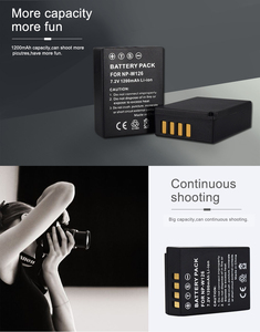 Image 2 - 2 sztuk 1200 mAh NP W126 NP W126 NPW126 baterie + LCD podwójna ładowarka dla Fujifilm Fuji X Pro1 XPro1 X T1 XT1, HS30EXR HS33EXR X PRO1