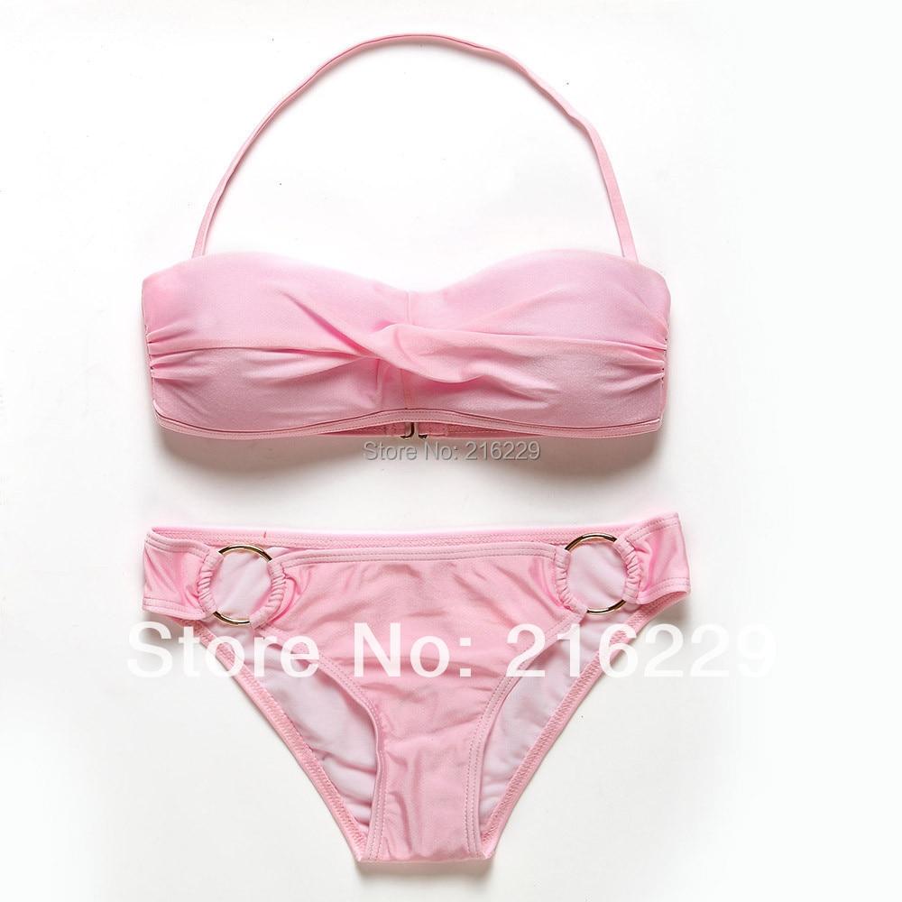 Push Up Bikinis PAD forró fürdőruhák szexi női párnázott - Sportruházat és sportolási kiegészítők - Fénykép 6