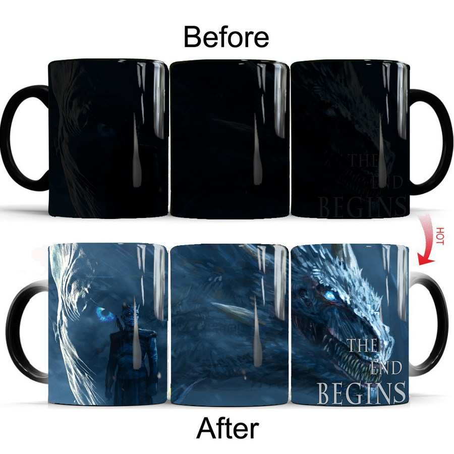 Color Changing Mug Game Of Thrones 22