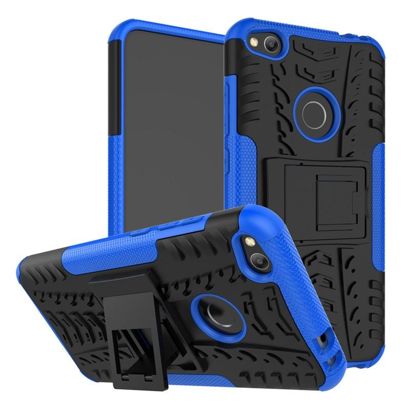 Husa Huawei P8 Lite 2017 5.2inch Honor 8 Lite Huse Case Tough Impact - Accesorii și piese pentru telefoane mobile